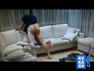 Xbabe hot homemade fuck on couch